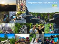 Traditionsfahrt Tisa Pfingsten 2018